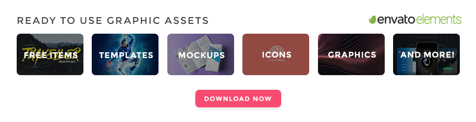 Unlimited Commercial Downloads: Over 1 Million Fonts, UI Kits, Photoshop Actions, Mockups, Stock Photos & More